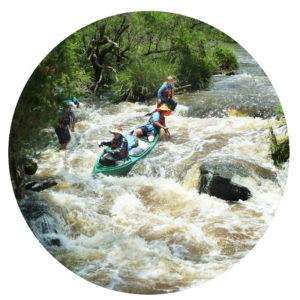 White Water Paddling Journeys