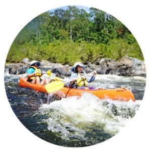 Wild Water Paddling Journeys